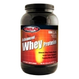 Advanced Whey Protein 908 гр клубника